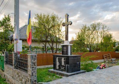 Copalnic-Mănăștur – Monumentul Eroilor din Cele Două Războaie Mondiale (2006)