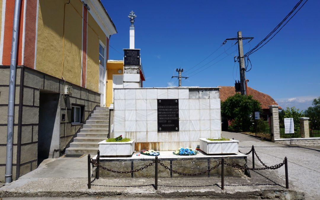 Monumentul Eroilor Neamului – Ariniș