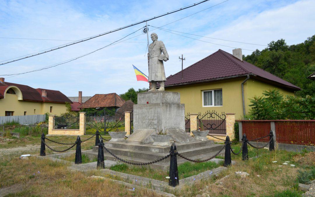 Monumentul Eroilor (Statuia Ostaşului Necunoscut), Baba, comuna Coroieni