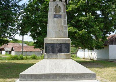 Monumentul Eroilor – Băsești