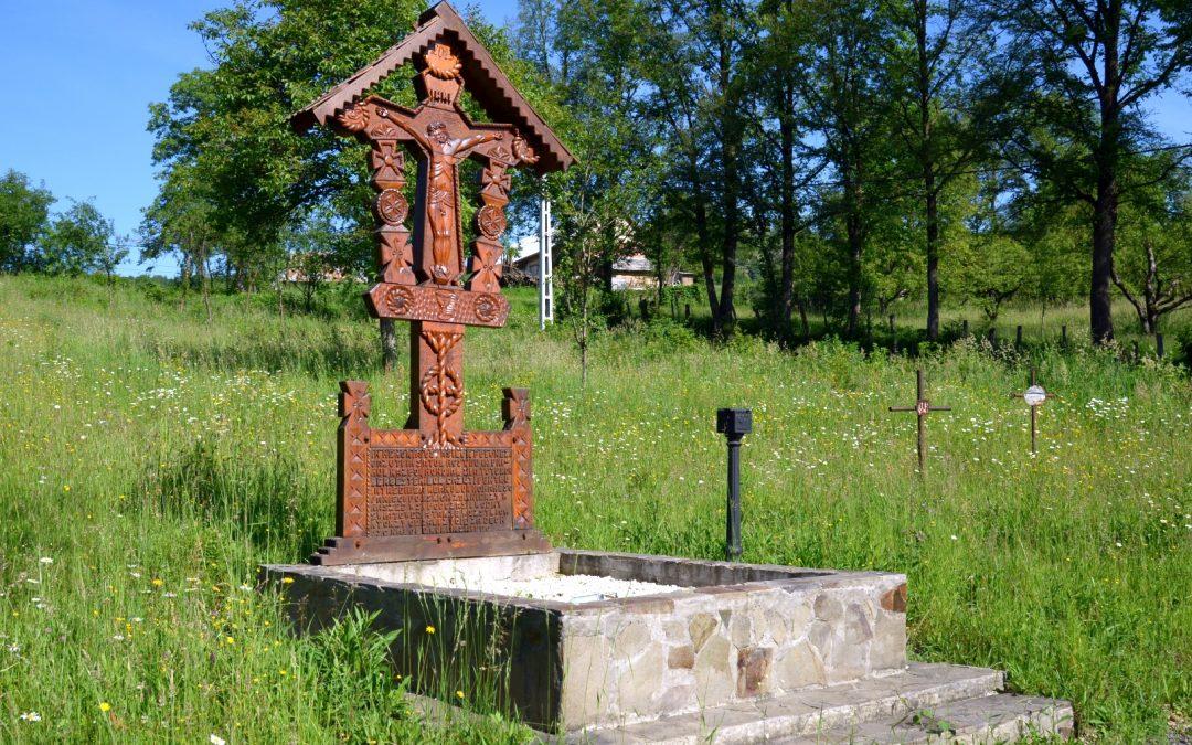 Troița Ostașilor Polonezi și a Berbeştenilor care s-au jertfit în Primul Război Mondial, Berbești, comuna Giulești