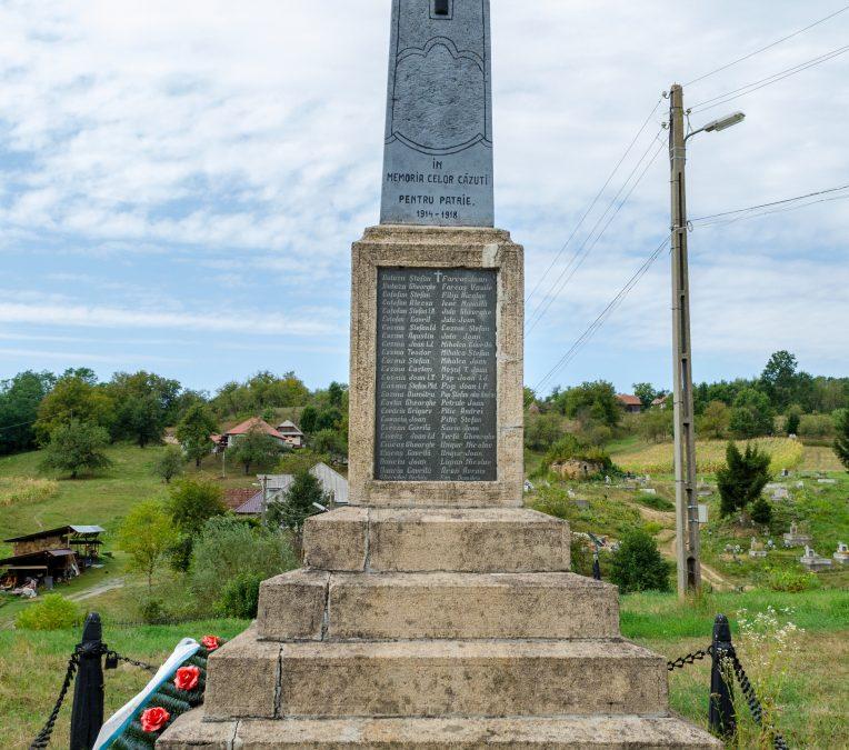 Monumentul Eroilor, Berința, comuna Copalnic Mănăștur