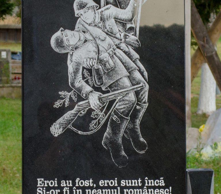 Monumentul Eroilor, Cărpiniș, comuna Copalnic Mănăștur