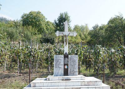Cicârlău, comuna Cicârlău – Monumentul Eroilor din cele Două Războaie Mondiale