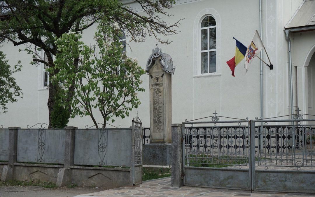 Ciocotiș, comuna Cernești – Monument pentru Eroii Neamului Românesc