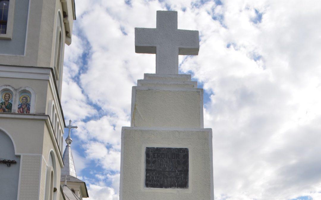 Coaș – Monumentul Eroilor