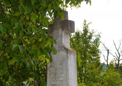 Coroieni – Monumentul Eroilor căzuţi în Primul Război Mondial (1926)