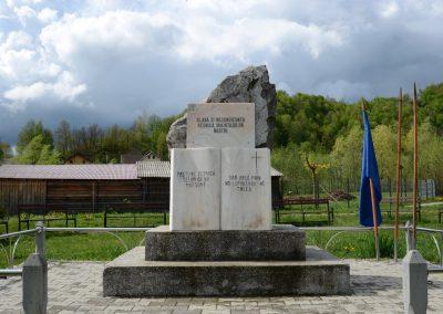 Crasna Vișeului – Monumentul Eroilor
