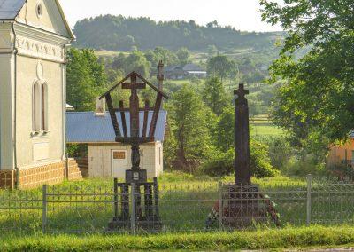 Cupșeni – Monumentul Eroilor din Primul și al Doilea Război Mondial