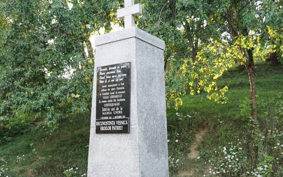 Curtuiușu Mare – Monumentul Eroilor