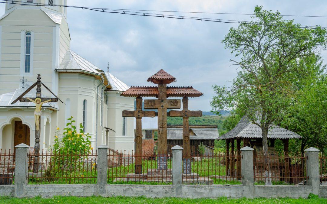 Drăghia – Monumentul închinat Eroilor