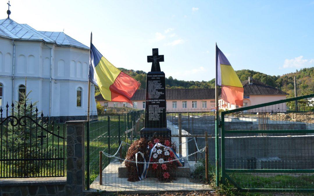 Făurești – Monumentul Eroilor