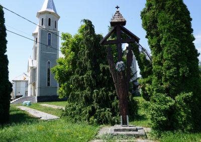 Gârdani – Troița Eroilor