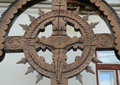 Ieud – Troița Martirilor și Eroilor Neamului Românesc