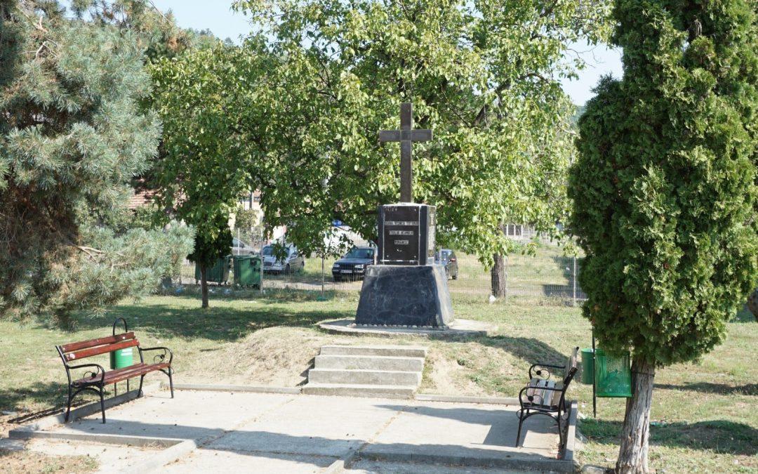 Ilba – Monumentul Eroilor din Primul și al Doilea Război Mondial