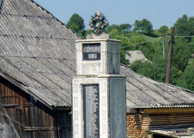 Larga – Monumentul Eroilor căzuți în cele Două Războaie Mondiale