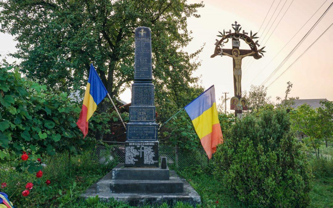 Libotin – Monumentul Eroilor
