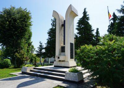 Mireșu Mare – Monumentul Eroilor