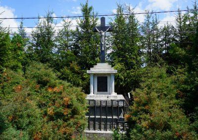 Mocira – Cruce Comemorativă a Eroilor din Primul și al Doilea Război Mondial