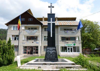 Moisei – Monumentul Eroilor din Primul și al Doilea Război Mondial