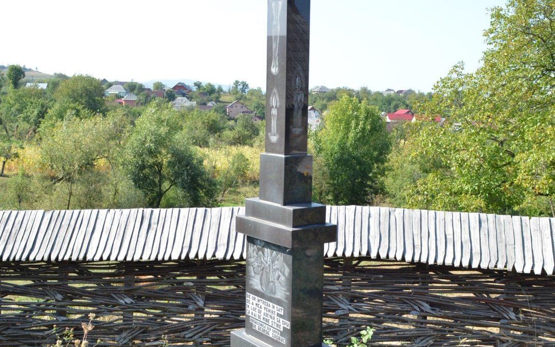 Plopiș – Crucea Monument în Memoria Eroilor