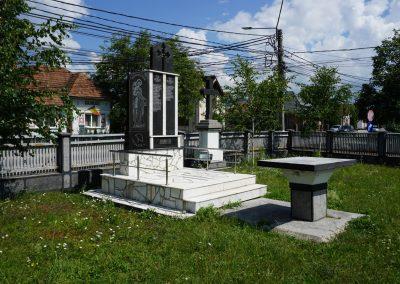 Recea – Monumentul Eroilor