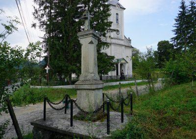 Rohia – Monumentul Eroilor