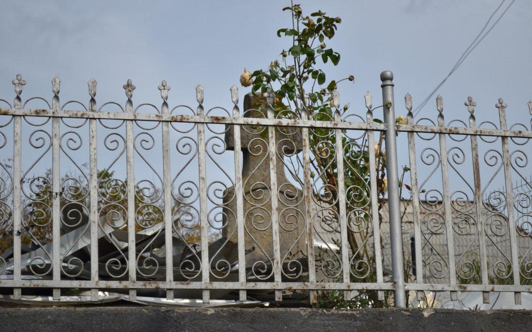Sălnița – Crucea Monument pentru Eroii din Primul Război Mondial