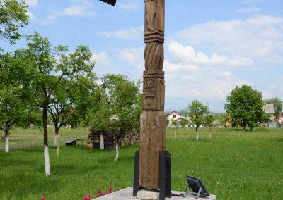 Sarasău – Troița Monument pentru Eroii din Primul și al Doilea Război Mondial