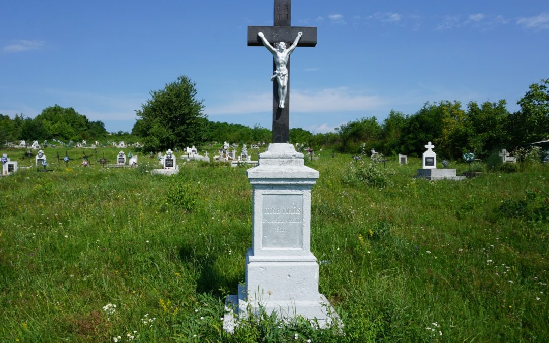 Sârbi – Cruce Monument Memorial pentru Eroul Todor Cordiș