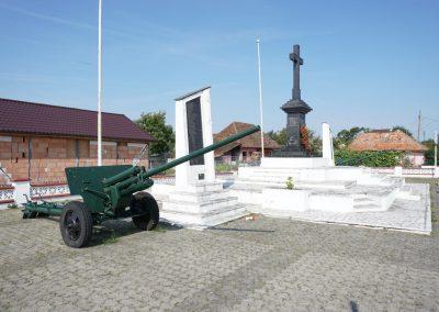 Satulung – Monumentul Eroilor Neamului Românesc
