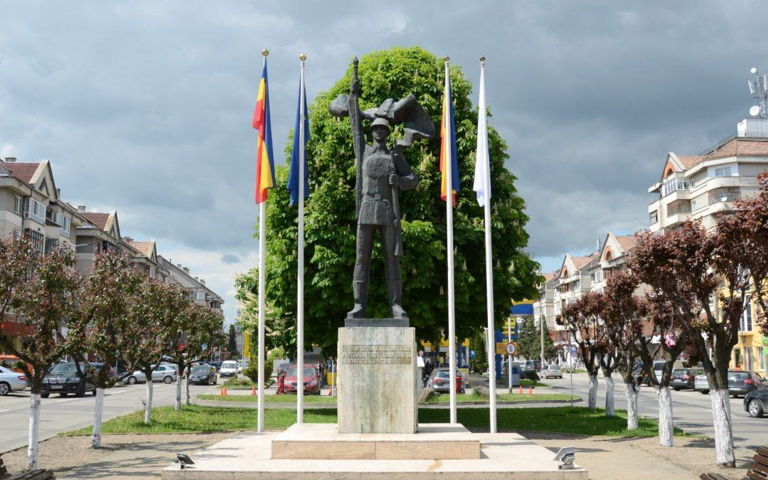 Sighetu Marmației – Monumentul Ostașului Român