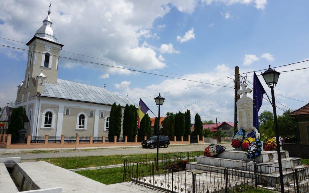 Someș-Uileac – Monumentul Eroilor din cele Două Războaie Mondiale
