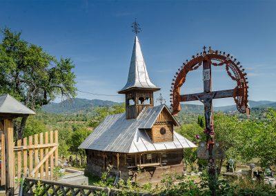 Șurdești – Monumentul Eroilor din Primul și al Doilea Război Mondial