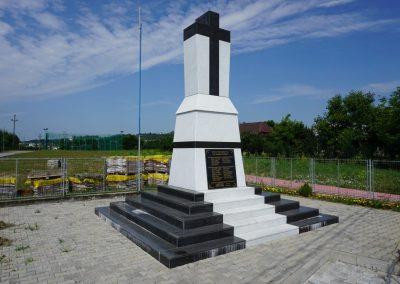 Tămaia – Monumentul Eroilor