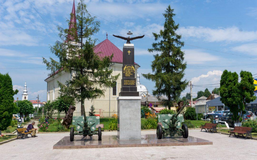 Târgu Lăpuș – Monumentul Eroilor Martiri de la 5 Decembrie 1918