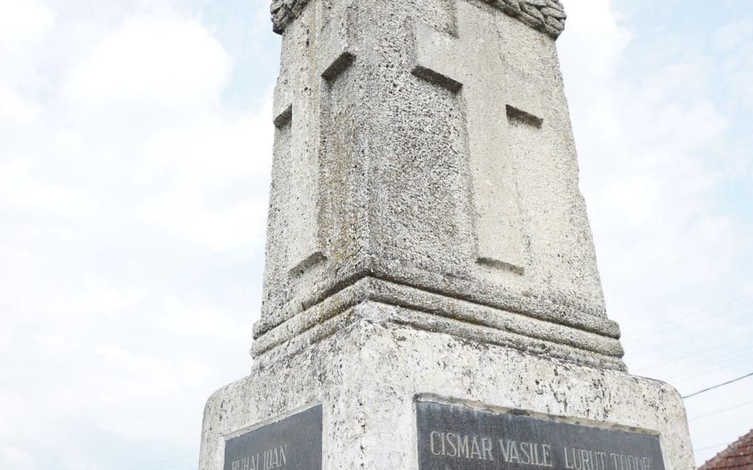 Vălenii Șomcutei – Monumentul Eroilor