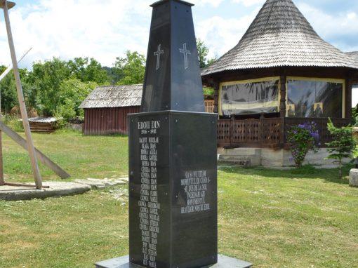 Vima Mică – Monumentul Eroilor